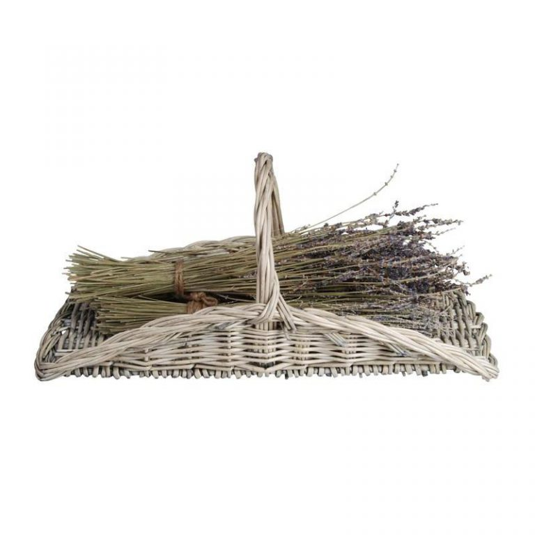 Natural Wicker Trug