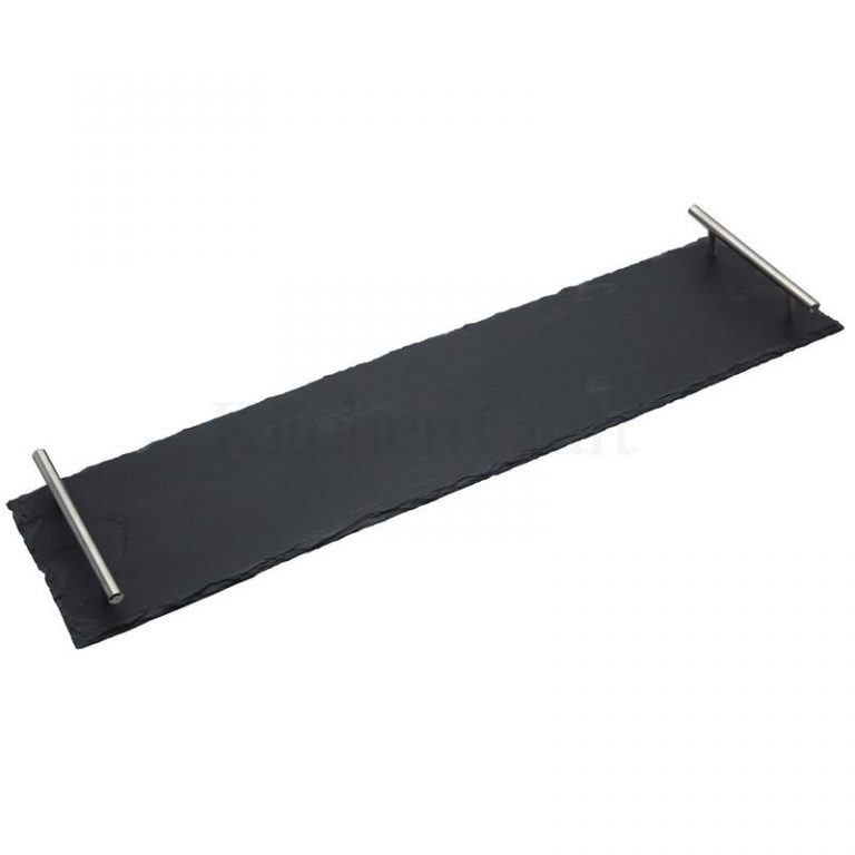 Natural Slate Long Platter