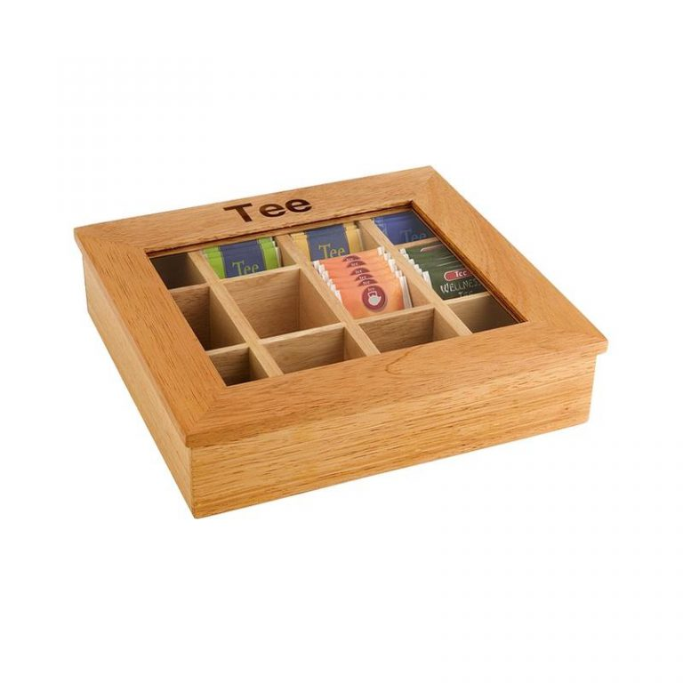 12 Chamber Box