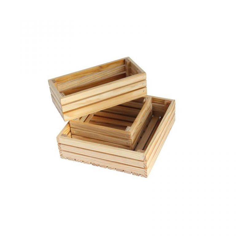 Small Bread Crate