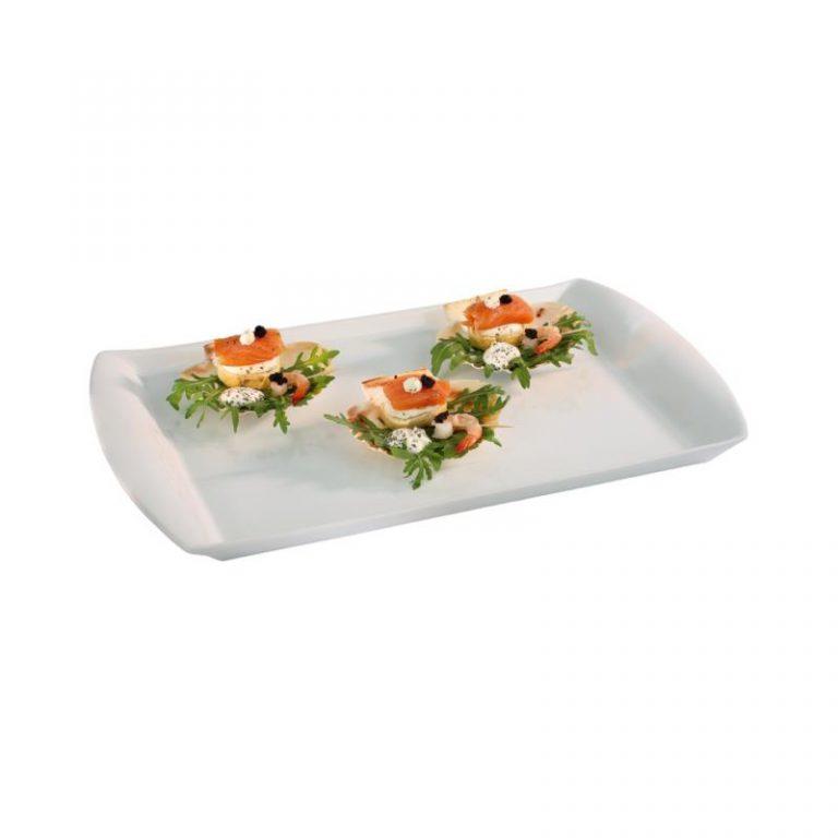 GN Size Porcelin Platter