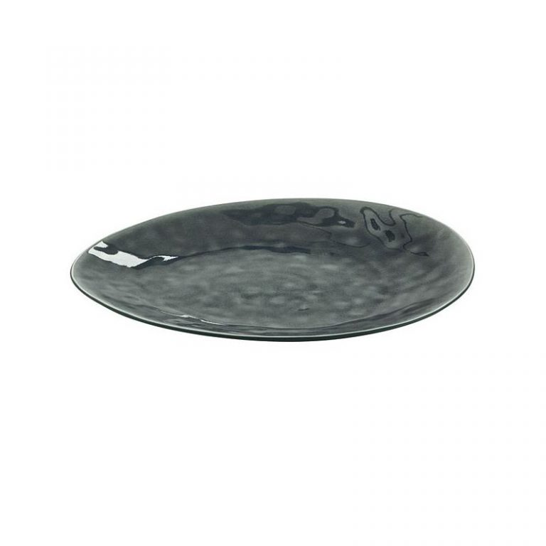 Crackle Glazed Plate