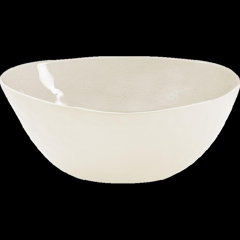 Crackle Glazed Bowl