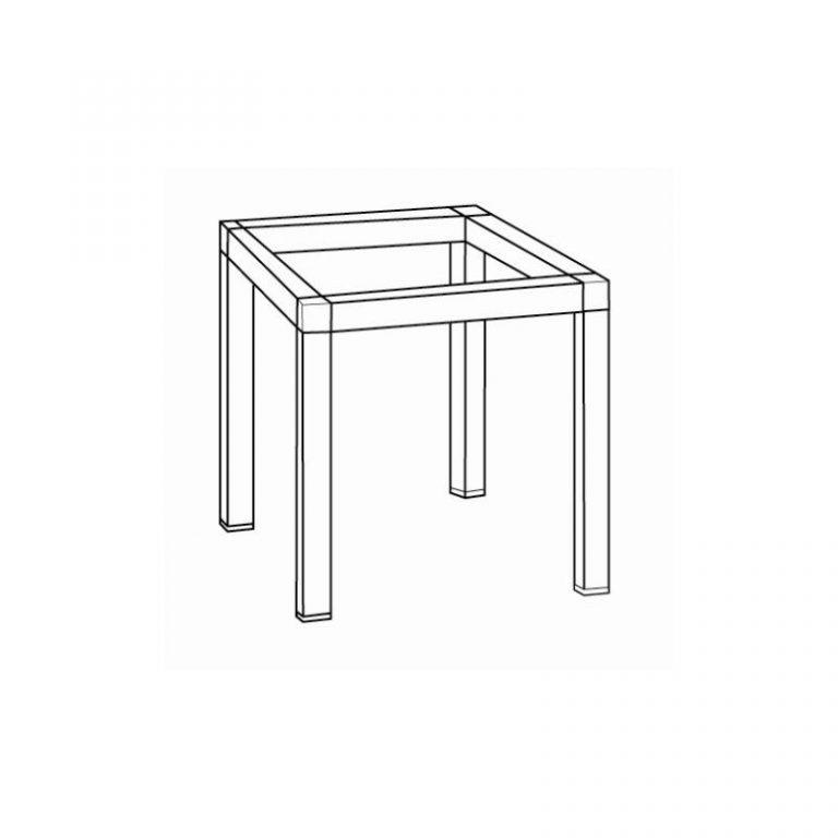 Modular Metal Podium