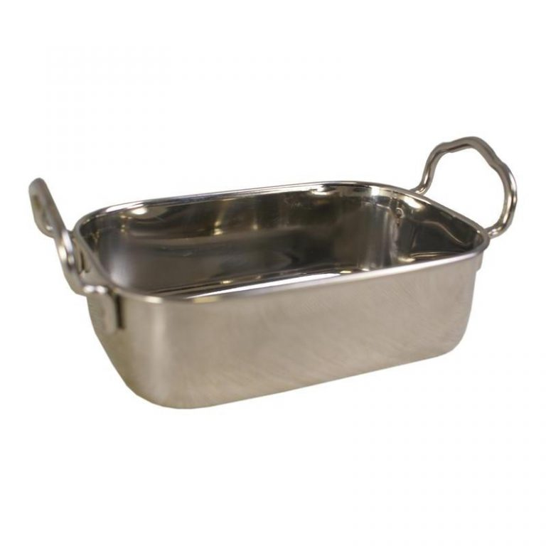 Mini Roasting Dish With Handles