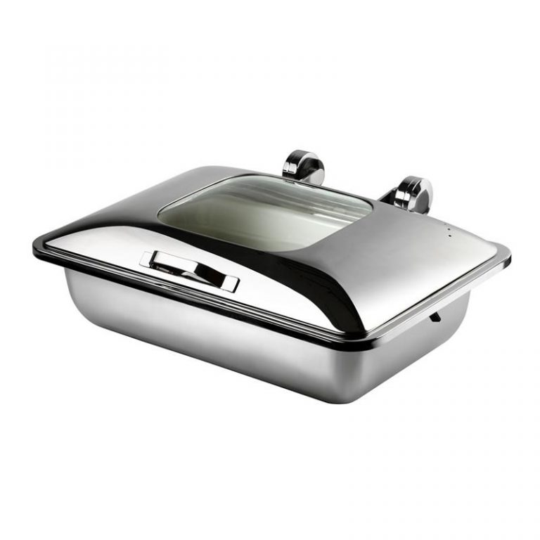 GN 1/1 Induction Chafer Smart W, Rectangular Large