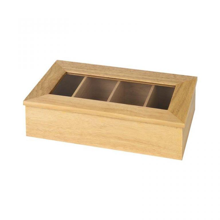 4 Chamber Box