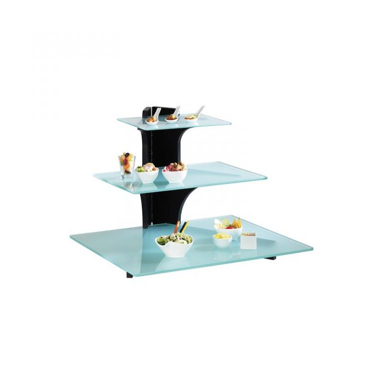 3 Tier Buffet Display