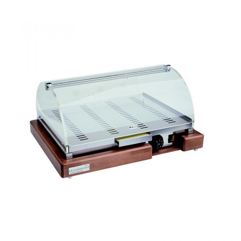 Small Heated Display Case