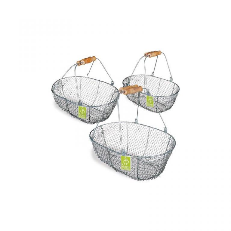 Stainless Steel Harvest Baskets