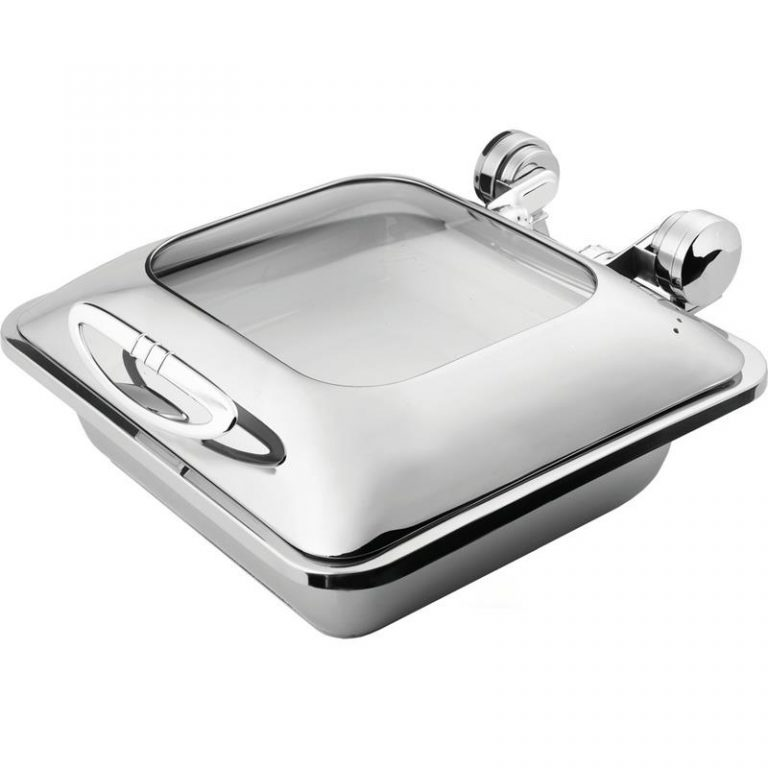 Induction Chafer Smart W, Square Medium