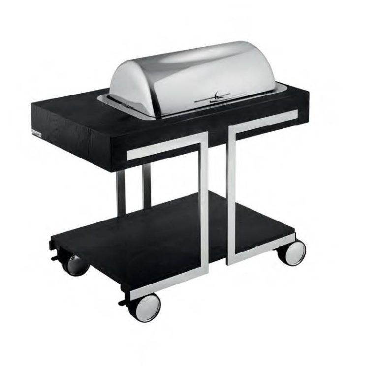 Warming Trolley