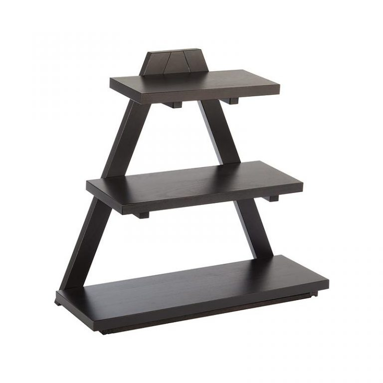 Triangle Buffet Display Stand