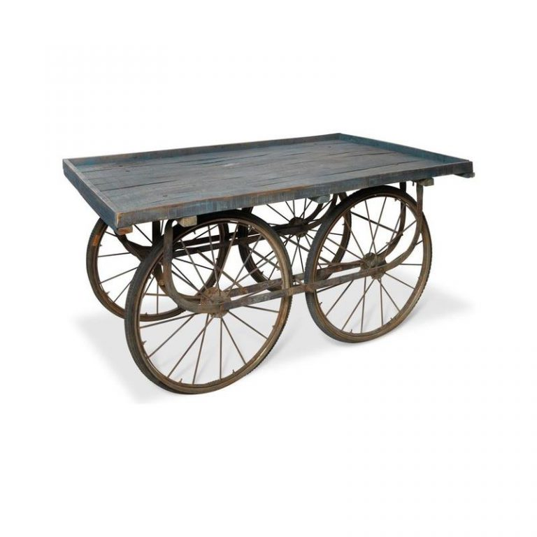Reclaimed Indian Cart