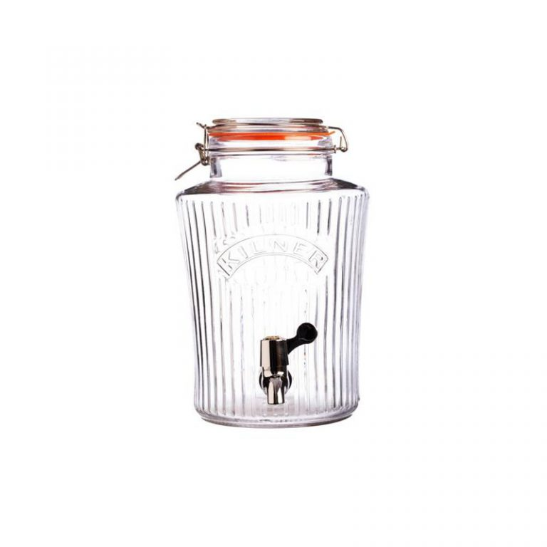 Vintage Juice Dispenser Jar