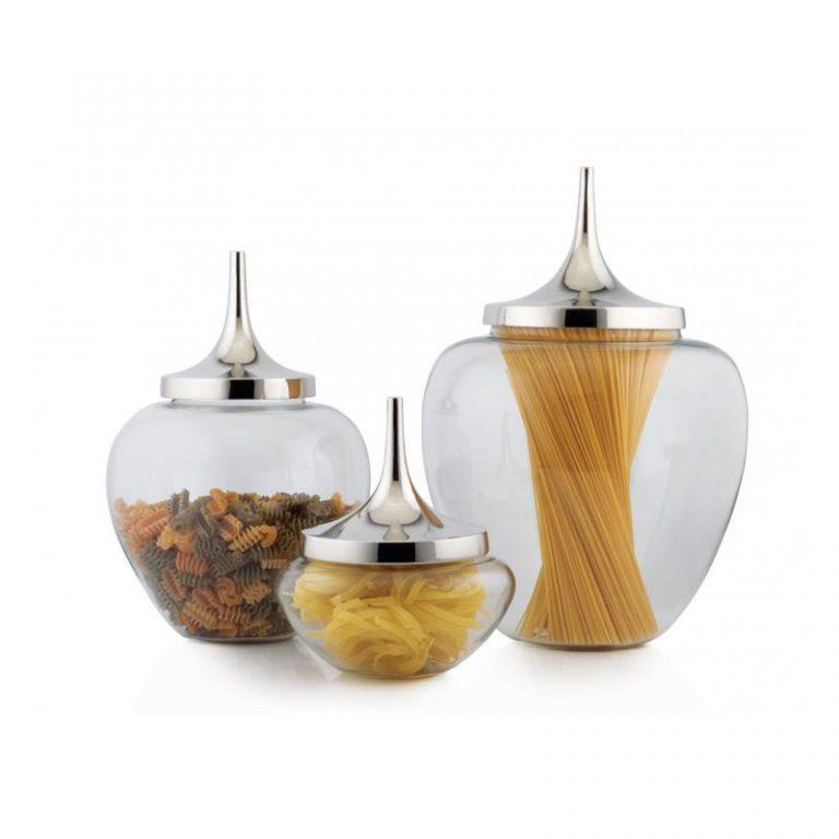 Ccapsicum Jar With Cap